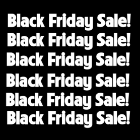 Black Friday Savings on Cancer and Health Awareness Shirts
